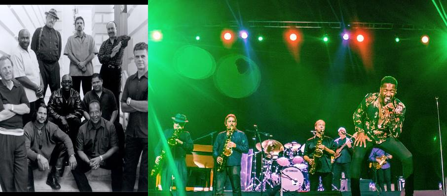 Tower of Power at Wilbur Theater