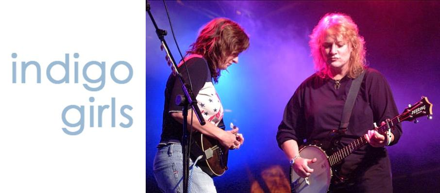 Indigo Girls at Chevalier Theatre