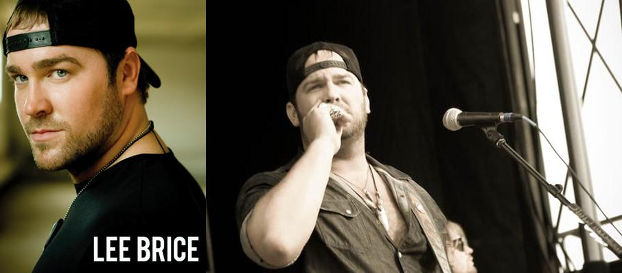 Lee Brice at Cape Cod Melody Tent