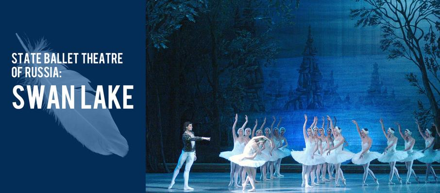 State Ballet Theatre of Russia: Swan Lake at Shubert Theatre