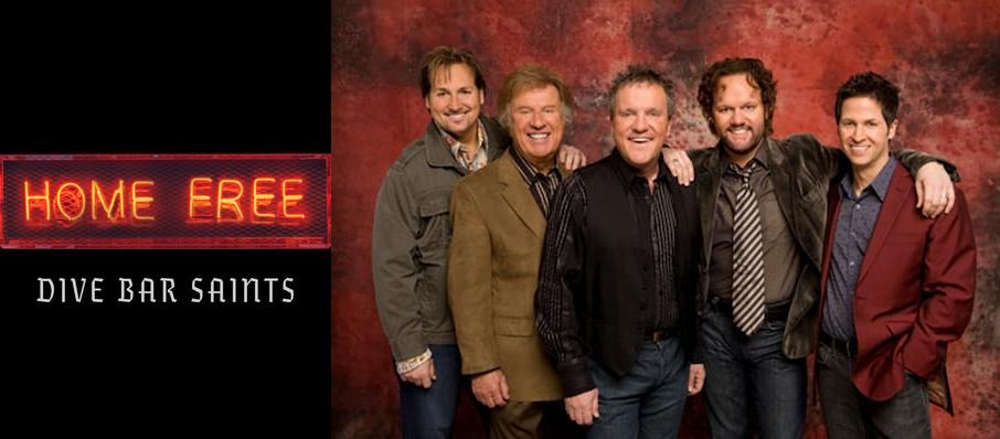 Home Free Vocal Band at Lynn Memorial Auditorium