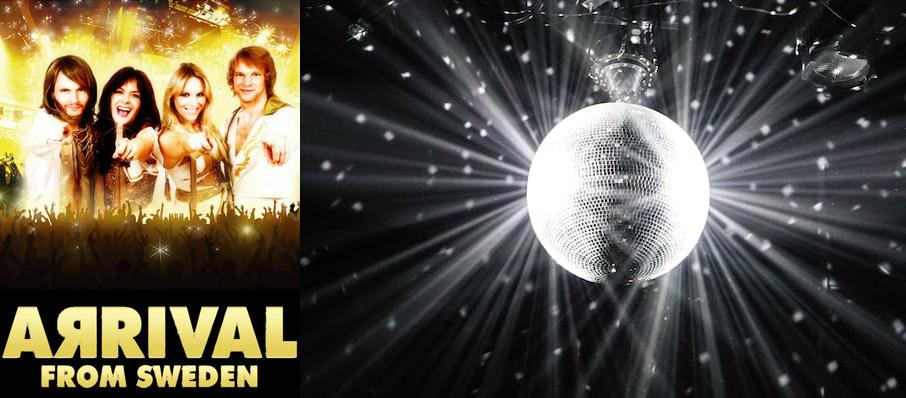 Arrival - The Music of ABBA at Lynn Memorial Auditorium
