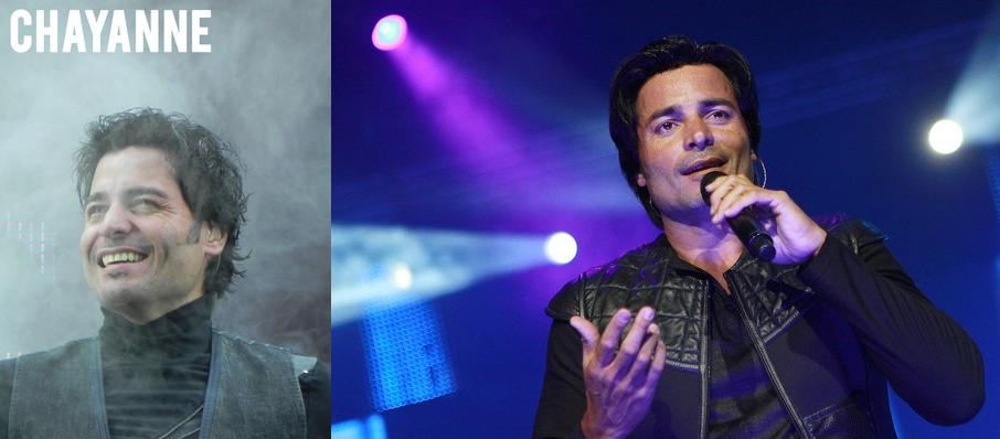Chayanne at Wang Theater
