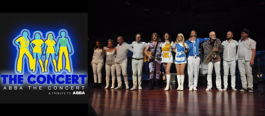 ABBA: The Concert - A Tribute To ABBA at Chevalier Theatre