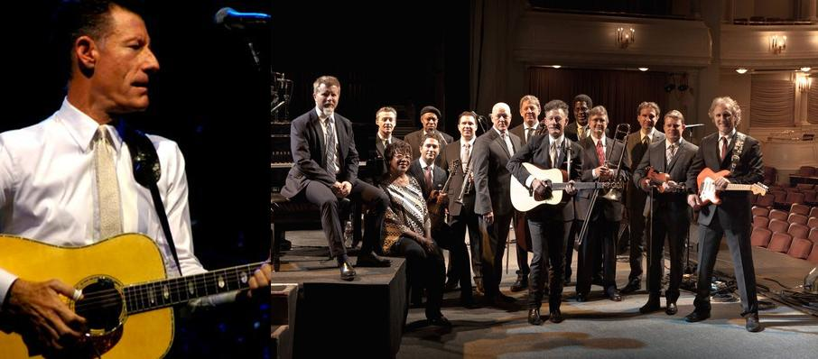 Lyle Lovett & His Large Band at Capitol Center for the Arts