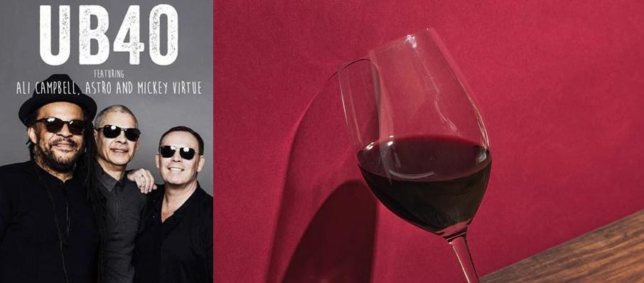 UB40 at Wilbur Theater
