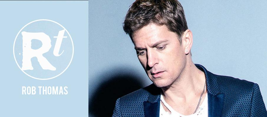 Rob Thomas at Rockland Trust Bank Pavilion