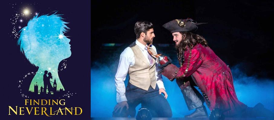 Finding Neverland at Boston Opera House