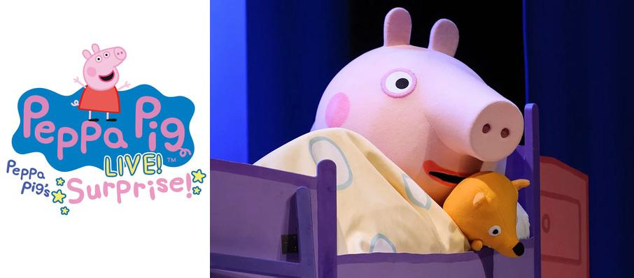 Peppa Pig's Big Splash at Orpheum Theater