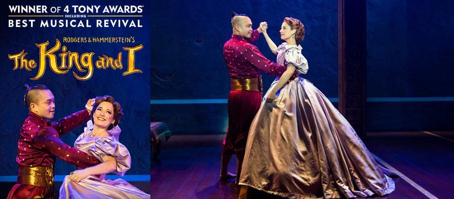 Rodgers & Hammerstein's The King and I at Boston Opera House