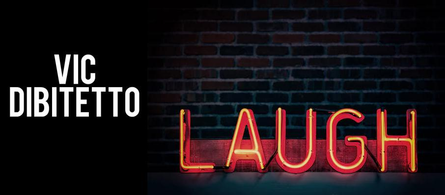 Vic DiBitetto at Chevalier Theatre