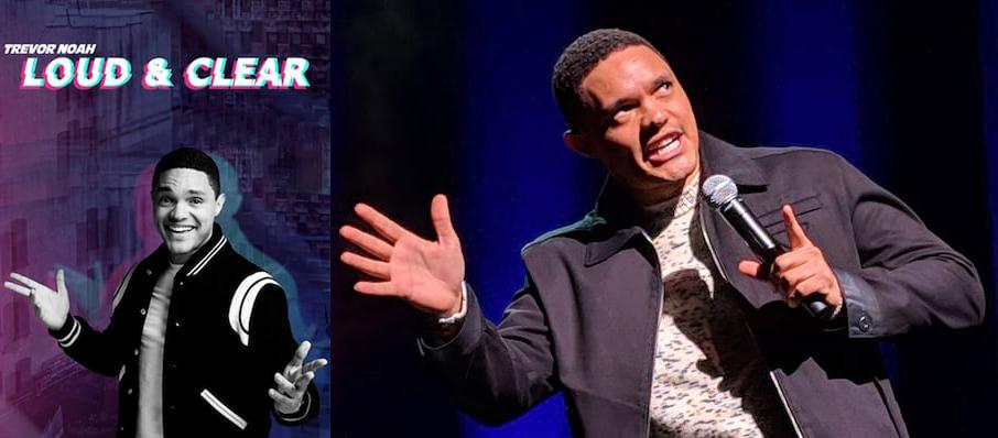 Trevor Noah at Chevalier Theatre