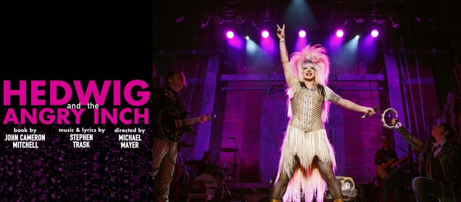 Hedwig and the Angry Inch at Shubert Theatre
