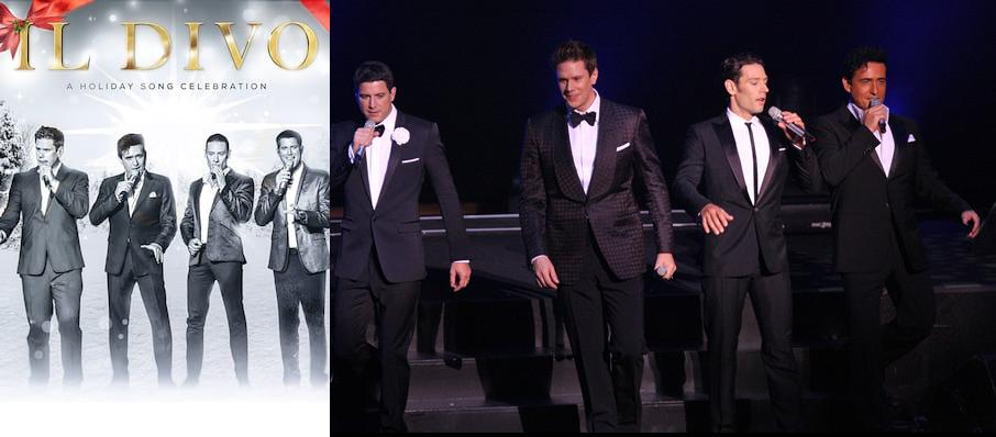 Il Divo at Orpheum Theater