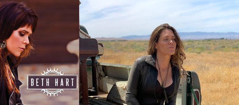 Beth Hart at Wilbur Theater