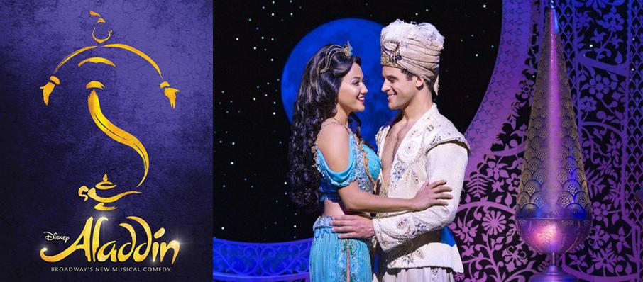 Aladdin at Boston Opera House