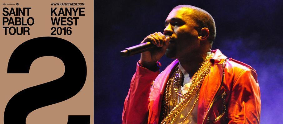 Kanye west tickets calendar sep 2016 td garden boston for Kanye west td garden