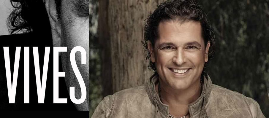 Carlos Vives at Wang Theater