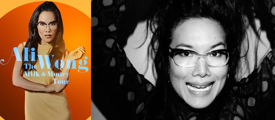 Ali Wong at Wang Theater