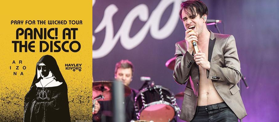 Panic! at the Disco at SNHU Arena
