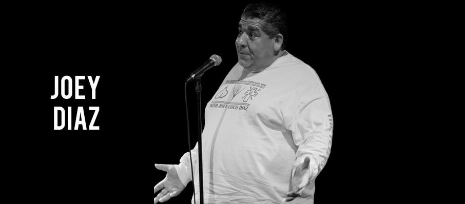 Joey Diaz at Chevalier Theatre