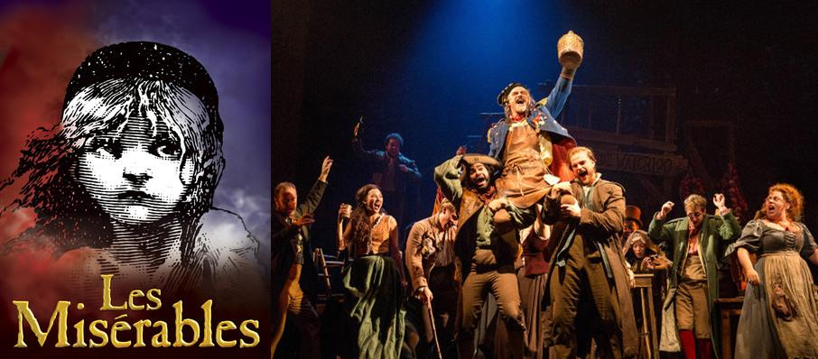 Les Miserables at Citizens Bank Opera House