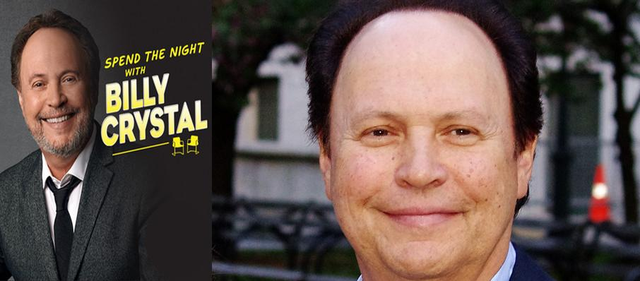 Billy Crystal at Wang Theater