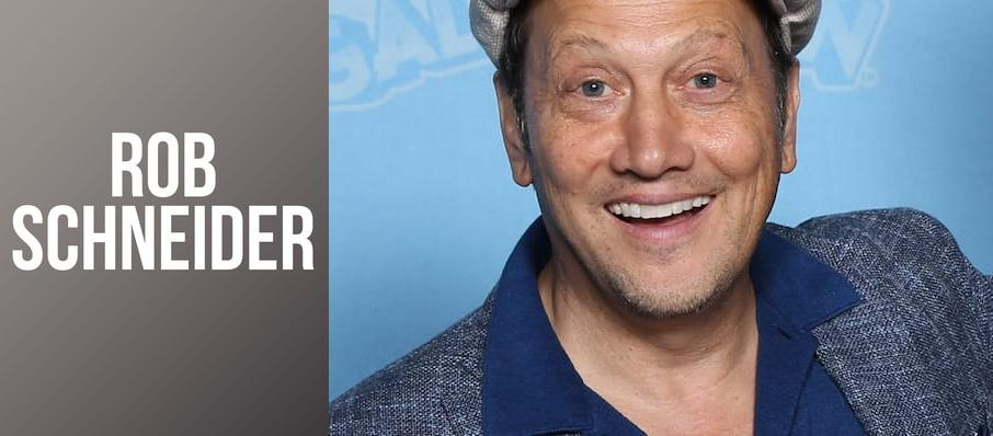 Rob Schneider at Wilbur Theater