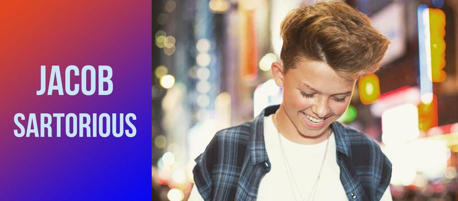 Jacob Sartorius at Wilbur Theater