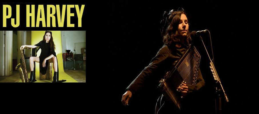 PJ Harvey at House of Blues