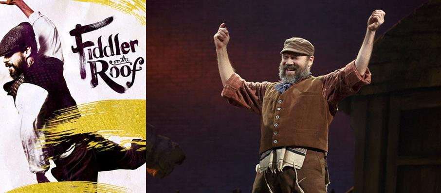 Fiddler on the Roof at Emerson Colonial Theater