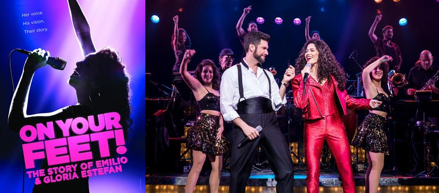 On Your Feet! at Boston Opera House