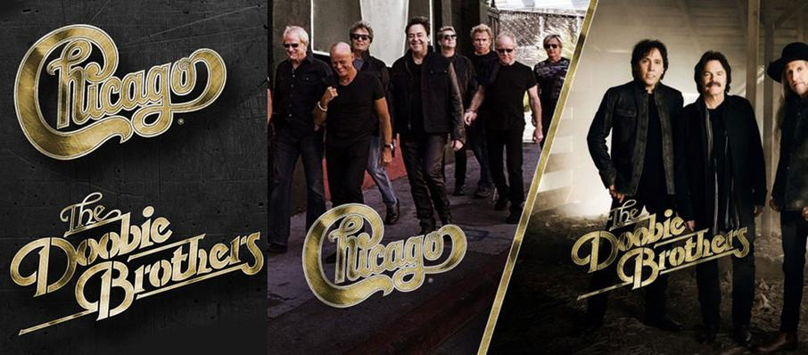 Chicago and the Doobie Brothers at Blue Hills Bank Pavilion