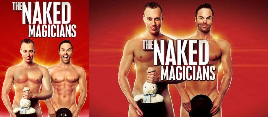 Naked Magicians at Shubert Theatre