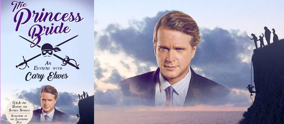 The Princess Bride: Film Screening with Cary Elwes at Chevalier Theatre