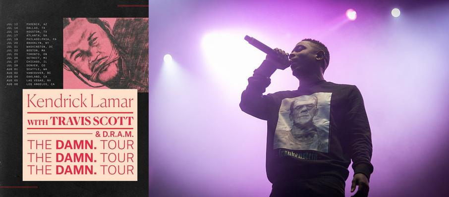Kendrick Lamar Tickets Calendar Jul 2018 Td Garden Boston