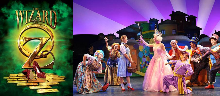 The Wizard of Oz at Boston Opera House