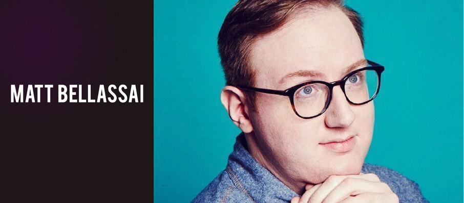 Matt Bellassai at Wilbur Theater