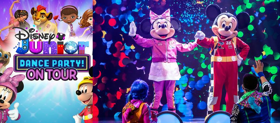 Disney Junior Live: Dance Party at Wang Theater