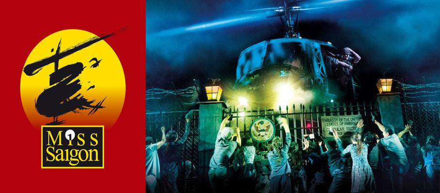 Miss Saigon at Citizens Bank Opera House
