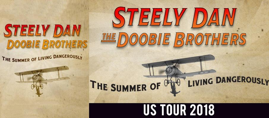 Steely Dan and The Doobie Brothers at Xfinity Center