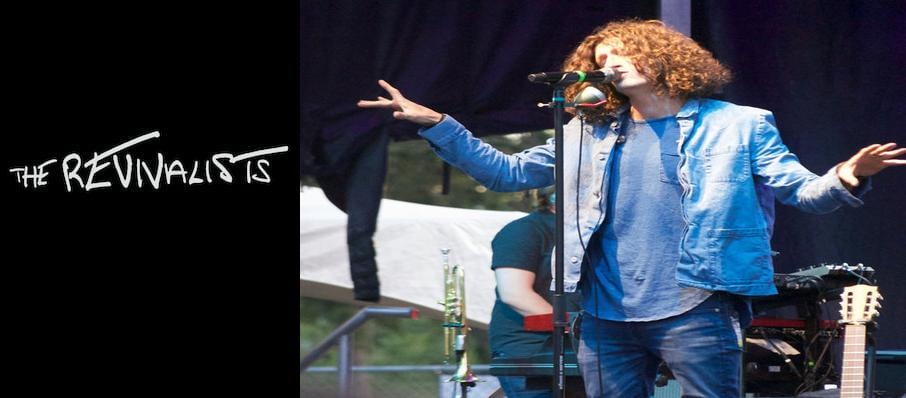 The Revivalists at Rockland Trust Bank Pavilion