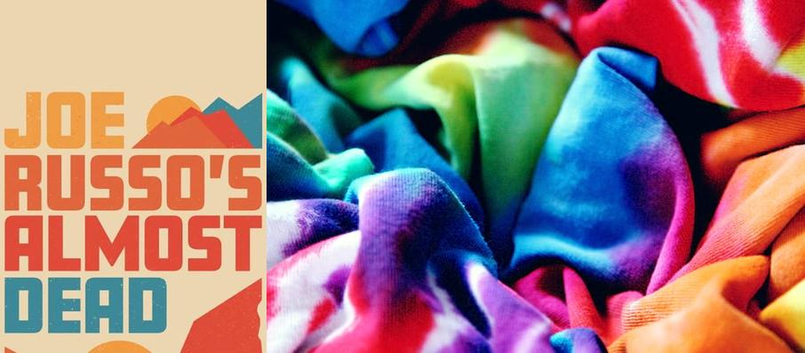 Joe Russo's Almost Dead at Rockland Trust Bank Pavilion