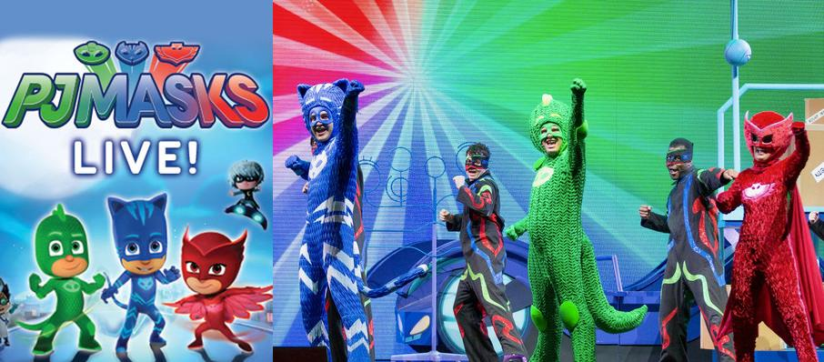 PJ Masks Live at Lynn Memorial Auditorium