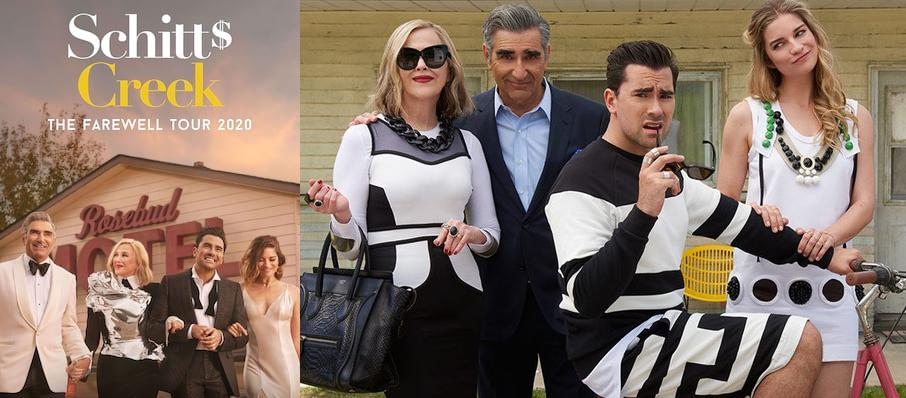 Schitt's Creek at Wang Theater