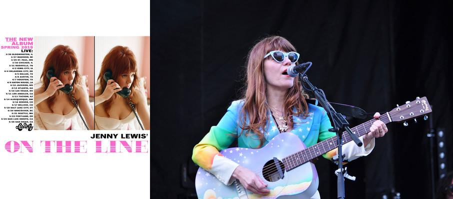 Jenny Lewis at House of Blues