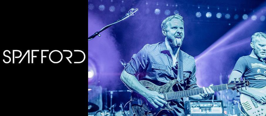 Spafford at The Sinclair Music Hall