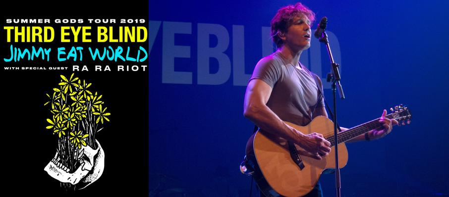 Third Eye Blind and Jimmy Eat World at Rockland Trust Bank Pavilion