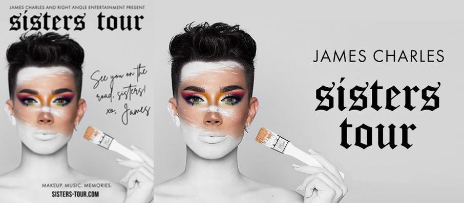 James Charles at Wang Theater