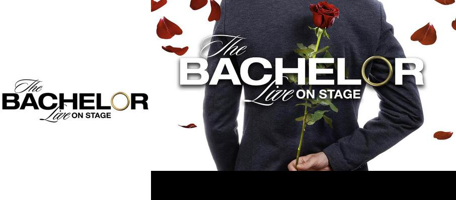 The Bachelor Live On Stage at Wang Theater